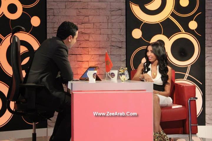 Dounia Batma Sur Rachid Show - رشيد شو مع دنيا باطمة