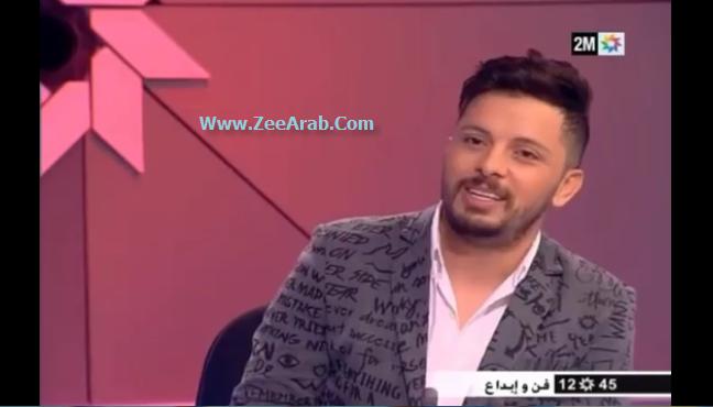"""حاتم عمور يتحدث عن إعجاب كريستيانو رونالدو بأغنية """"الأوّل"""""""