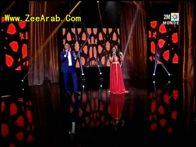 Abderhim Essouiri Et Fatima Zahra Laaroussi ,عبد الرحيم الصويري وفاطمة الزهراء لعروسي