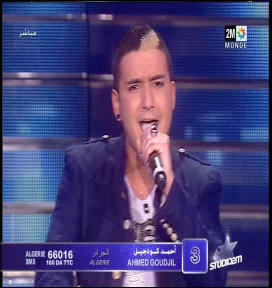 Ahmed Goudjil Sur Studio 2m - 2013 Ahmed Goudjil - استوديو دوزيم 2013 أحمد كود جيل على استوديو دوزيم