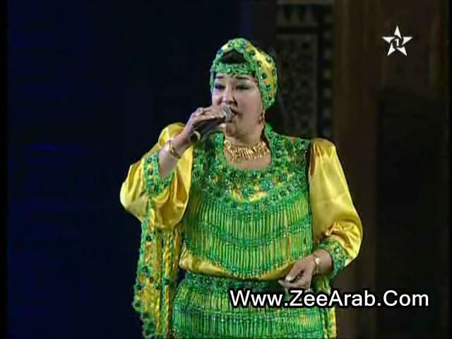 Aicha Tachenouit ,عايشة تاشنويت