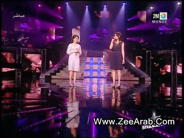 Aida Khalid Et Siham Jinan Sur Studio 2m - 2013 Aida Khalid Et Siham Jinan - Mon Ami La Rose - استوديو دوزيم 2013 عايدة خالد و سهام جنان على استوديو دوزيم