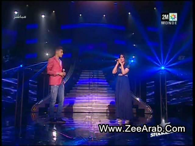 Aida Khalid Et Yassine El Jouahiri Sur Studio 2m - 2013 Aida Khalid Et Yassine El Jouahiri - استوديو دوزيم 2013 عايدة خالد وياسين الجواهيري على استوديو دوزيم