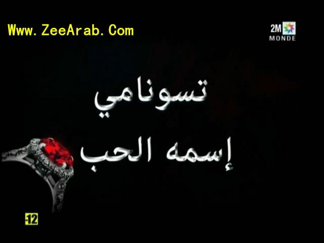 Akhtar Al Mojrimin - Tsonami Ismo El7ob ,أخطر المجرمين - تسونامي اسمه الحب