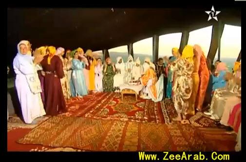Al Hawdaj 08 - أبي جعد - الهودج الحلقة 08 Abi Ja3d