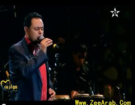 Brahim Barakat Sur Festival Mawazine 2014 - Brahim Barakat 2014 - Festivale Mawazine 2014