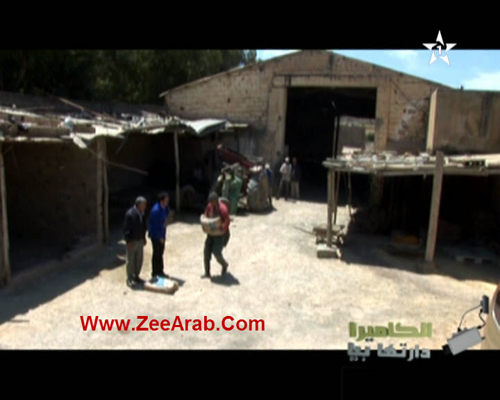 Serie Camera Dartha Biya - مسلسل كاميرا دارتها بيا الحلقة 01 - Avec Hatim Idar