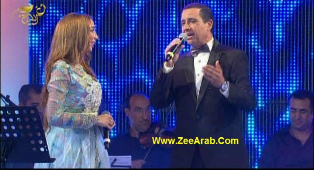 Dounia Batma Et Mohamed El Ghawi ,دنيا باطمة ومحمد الغاوي