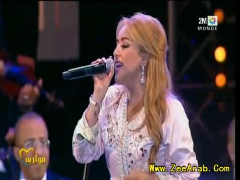 Jamila El Badaoui Sur Festival Mawazine 2014 - Jamila El Badaoui 2014 - Festivale Mawazine 2014