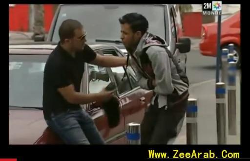 Camera Cachee Jar w Majrour - كاميرا خفية جار ومجرور الحلقة 08 - مع الشاب الدوزي