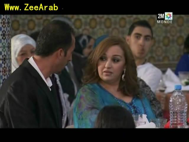 Camera Cachee Jar w Majrour - كاميرا خفية جار ومجرور الحلقة 21  مع نادية أيوب