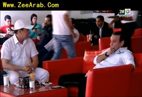 Camera Cachee Jar w Majrour - كاميرا خفية جار ومجرور الحلقة 05 مع عمر الشريف