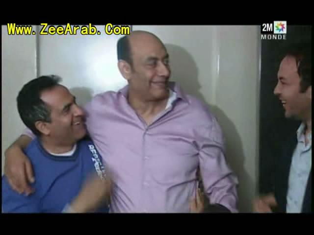 Camera Cachee Jar w Majrour - كاميرا خفية جار ومجرور الحلقة 03 - مع أحمد بدير