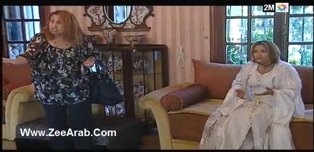 Camera Cachee Jar w Majrour - كاميرا خفية جار ومجرور الحلقة 29 - مع فتيحة وتيري