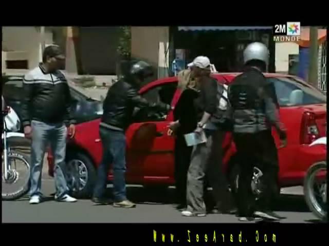 Camera Cachee Jar w Majrour - كاميرا خفية جار ومجرور الحلقة 13 - مع نجاة خير الله