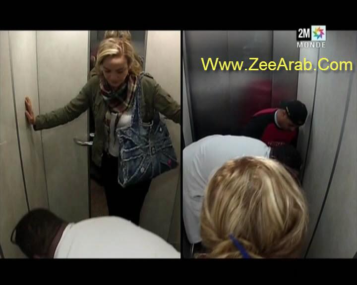 Camera Cachee Jar w Majrour - كاميرا خفية جار ومجرور الحلقة 27 - مع نوفيسة بنشهيدة