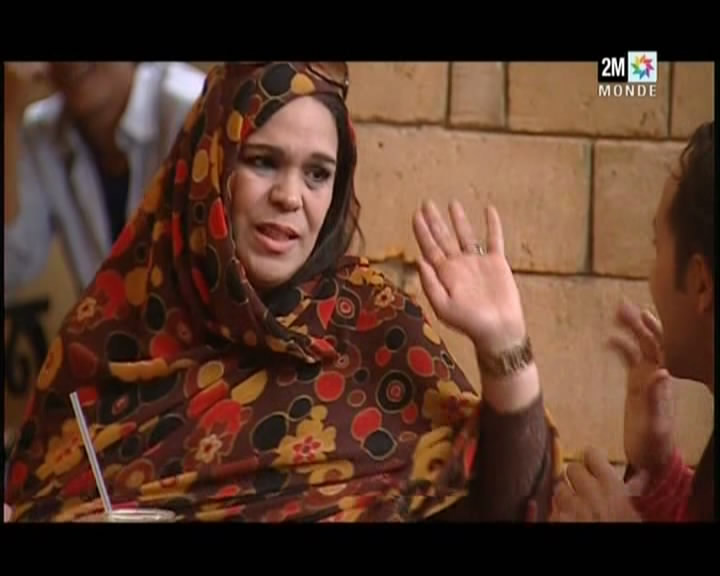 Camera Cachee Jar w Majrour - كاميرا خفية جار ومجرور الحلقة 23 - مع رشيدة طلال