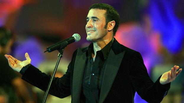 Kadim El Saher Sur Festival Mawazine 2014 - Kadim El Saher 2014 - Festivale Mawazine 2014