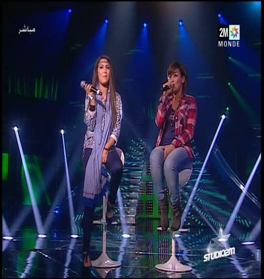 Kawtar Sadik Et Rajae Lehhani Sur Studio 2m - 2013 Kawtar Sadik Et Rajae Lehhani - Imik Si Mik - استوديو دوزيم 2013 كوثر ورجاء على استوديو دوزيم