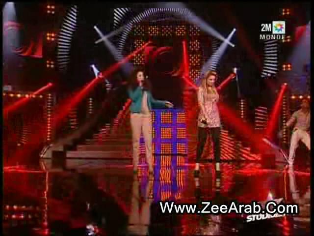 Kawtar Sadik Ft Madiha Khawaja Sur Studio 2m - 2013 Kawtar Sadik Ft Madiha Khawaja - استوديو دوزيم 2013 كوثر صديق ومديحة خواجة على استوديو دوزيم