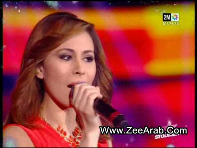 Loubna Souna Sur Studio 2m - 2013 Loubna Souna - Keter Lkalam - استوديو دوزيم 2013 بنى سونا على استوديو دوزيم
