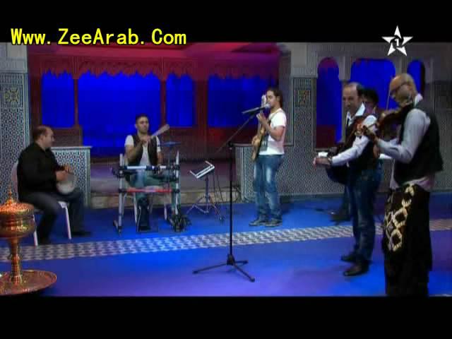 Majmo3at Mazagan - Dada Hayani  ,مجموعة مزكان - دادا حياني على أنغام الأولى