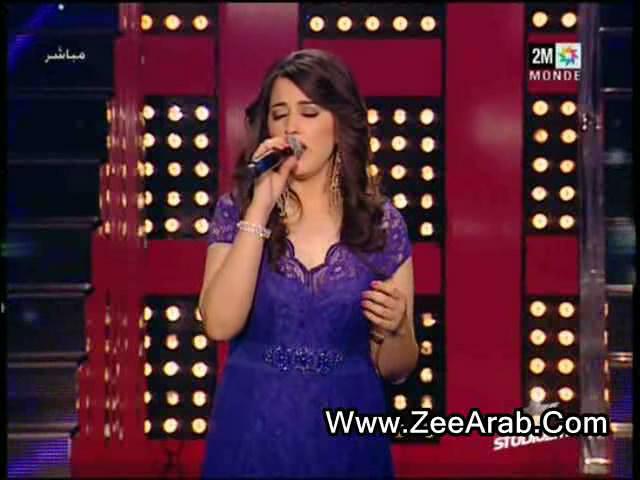Marwa Kriaa Sur Studio 2m - 2013 Marwa Kriaa - Siti lhabayeb - استوديو دوزيم 2013 مروة قريعة على استوديو دوزيم