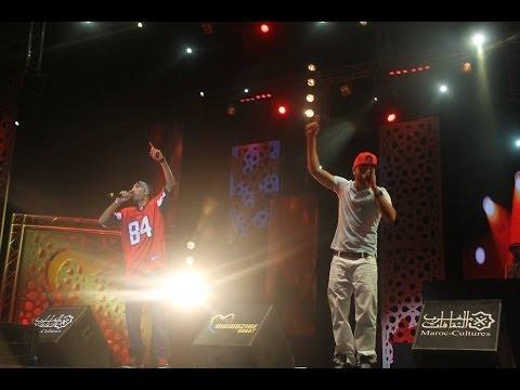 Masta Flow Et Caprice Sur Festival Mawazine 2014 - Masta Flow Et Caprice 2014 - Festivale Mawazine 2014