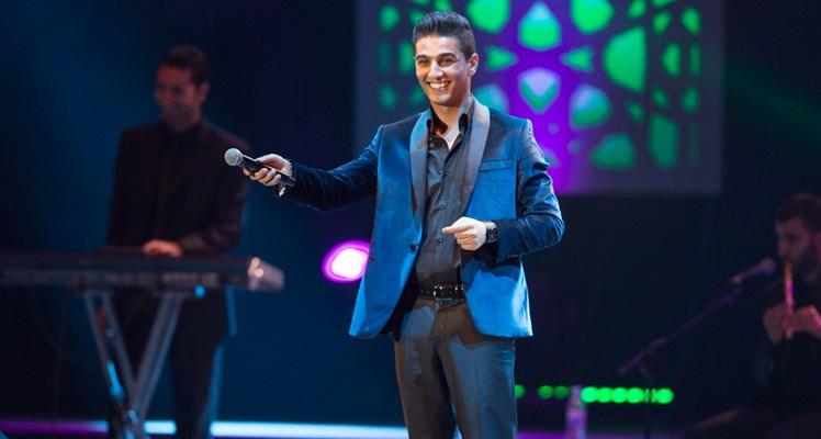 Mohamed Assaf Sur Festival Mawazine 2014 - Mohamed Assaf 2014 - Festivale Mawazine 2014