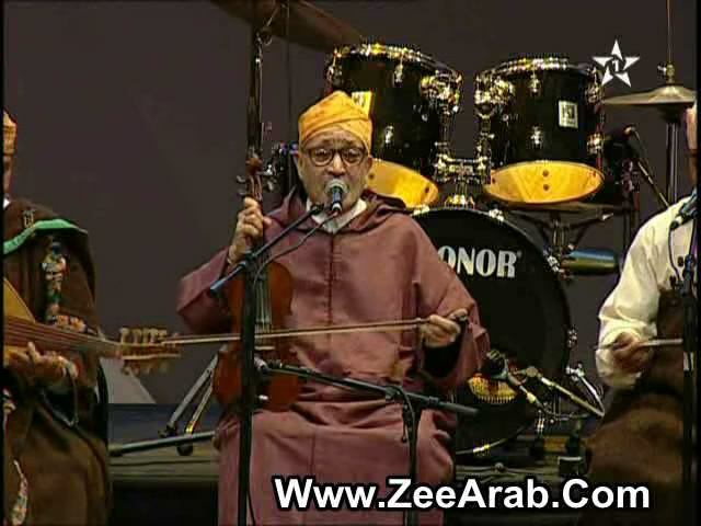 Mohamed Laaroussi Et Chama Zaz ,محمد لعروسي وشامة الزاز