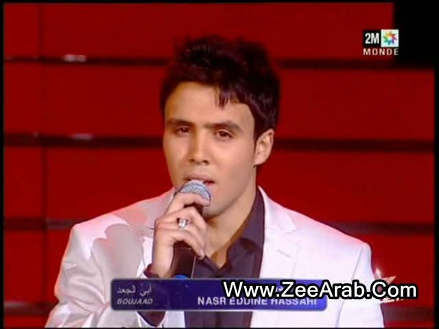 Nase Eddine Hassari Sur Studio 2m - 2013 Nase Eddine Hassari - استوديو دوزيم 2013 نصر الدين حصاري على استوديو دوزيم