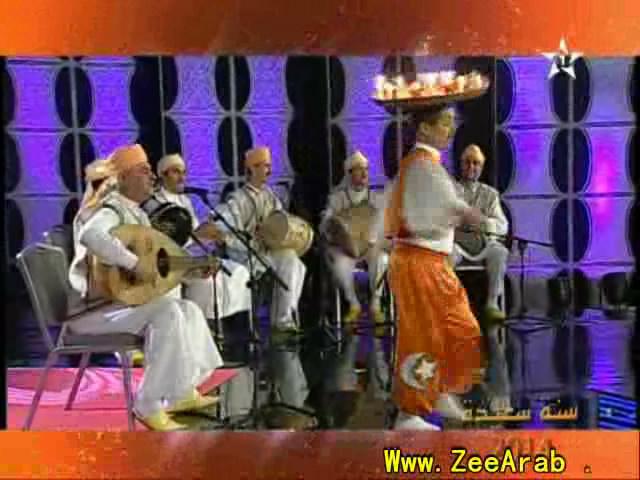Ra9sat Siniya ,رقصة الصينية