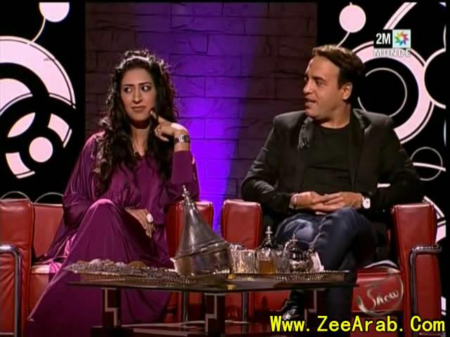 Rachid Show Avec Dounia Boutazout Et Aziz El Hattab  | Rachid Show