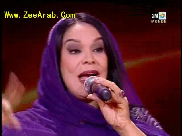 Rachida Talal Et Hamid El Kasri ,رشيدة طلال وحميد القصري