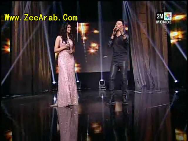 Salma Rachid Et Badr Soultan ,البشير عبدو أغنية حنا مغاربة في حفل تكريم الموسيقى المغربية