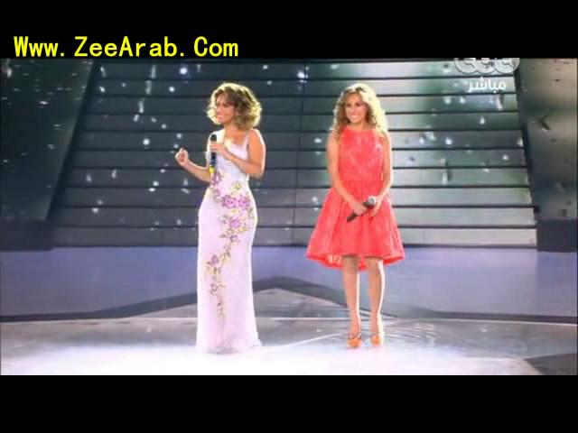 Sherine Abdelwahab Et Lilia - شيرين عبد الوهاب و ليليا