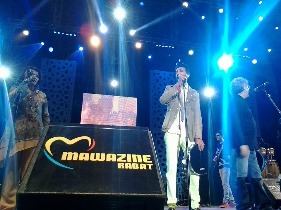 Tarik Batma Sur Festival Mawazine 2014 - Tarik Batma 2014 - Festivale Mawazine 2014