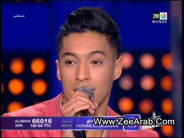 Yassine El Jaouahiri Sur Studio 2m - 2013 Yassine El Jaouahiri - Ya Aassal - استوديو دوزيم 2013 ياسين الجواهري على استوديو دوزيم