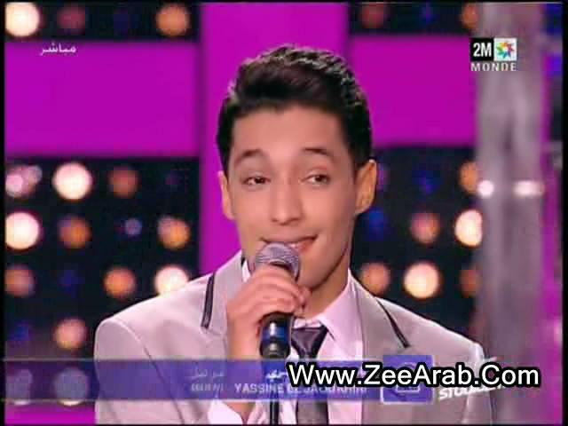 Exlusive Yassine El Jaouahiri – Ya Mehboubi Sur Studio 2m 2013 – Prime Final | Yassine El Jaouahiri Sur Studio 2m 2013