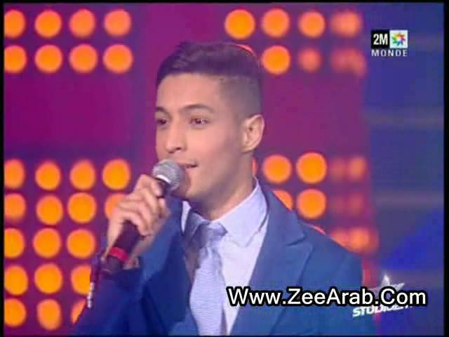 Yassine El Jauoahiri Sur Studio 2m - 2013 Yassine El Jauoahiri - 3ez El Habaib - استوديو دوزيم 2013 ياسين الجواهيري على استوديو دوزيم