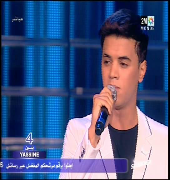 Yassine El Jebli Sur Studio 2m - 2013 Yassine El Jebli - Atahada Laalam - استوديو دوزيم 2013 ياسين الجبلي على استوديو دوزيم