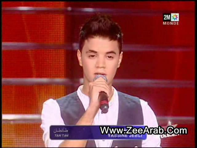 Yassine Jebli Sur Studio 2m - 2013 Yassine Jebli - Ro7 Habibi - استوديو دوزيم 2013 ياسين جبلي على استوديو دوزيم