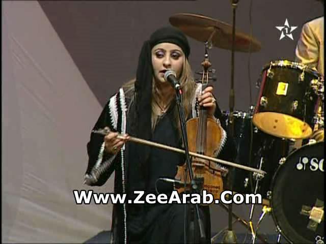 Zina Daoudia ,زينة الداودية