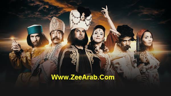 Serie Al Khawassir - مسلسل الخواسر الحلقة 10