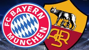 البث المباشر لمبارة : Bayer Munich vs Roma
