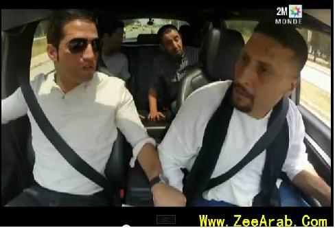 Camera Cachee Jar w Majrour - كاميرا خفية جار ومجرور الحلقة 08 مع هشام الوالي