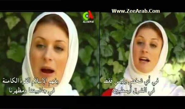قصة ممثلة اباحية امريكية اعتنقت الاسلام مؤثر جدا