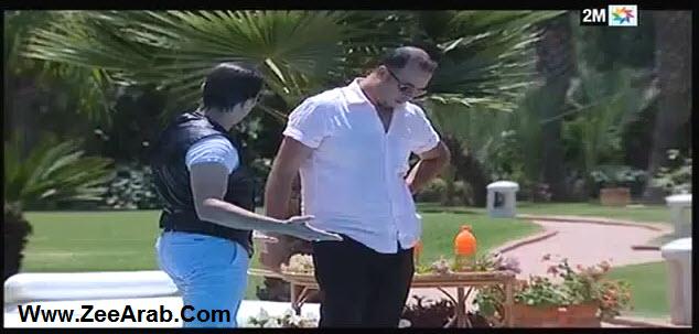 Camera Cachee Jar w Majrour - كاميرا خفية جار ومجرور الحلقة 24 - مع الشاب سيمو