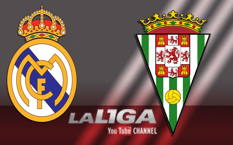 البث المباشر لمباراة : Real madrid vs Cordoba