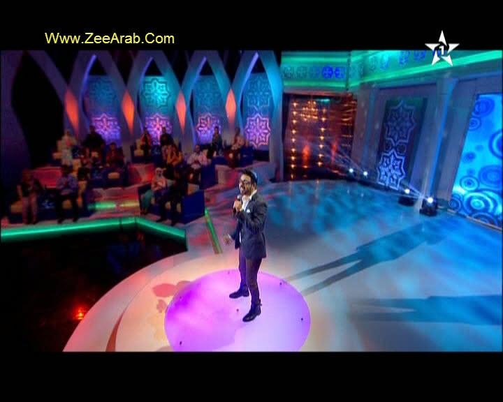Exlusive Ahmed Chawki – Habibi i Love You Sur Lalla La3roussa 2015
